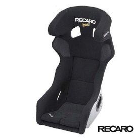 RECARO PRO RACER SP-G (フルバケットシート) ベロア生地 ブラック×ブラック 品番: 81-030.46.811-0 (レカロ正規品)