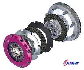 【 スカイライン GT-R BCNR33 / RB26DET用 】 EXEDY RACING CLUTCH Hyper Series CARBON-D TWIN 製品番号: NM042HDMC1 ( エクセディー レーシング クラッチ カーボンD ツイン )