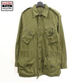 90s カナダ軍 MK2 ライトウエイト コンバット ジャケット コート military 古着 ★ 表記サイズ 7338 オリーブ グリーン