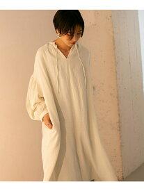 [Rakuten Fashion]カフタンドレス KBF ケービーエフ ワンピース ワンピースその他 ホワイト ピンク ブルー ブラック【送料無料】