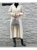 [Rakuten Fashion]KBF+コーデュロイベルトワンピース KBF ケービーエフ ワンピース ワンピースその他 ホワイト パープル グレー【送料無料】