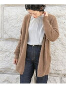 [Rakuten Fashion]KBF+FURRYニットカーディガン KBF ケービーエフ ニット カーディガン ブラウン ブラック【送料無料】