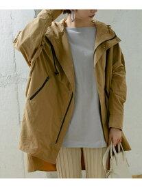 [Rakuten Fashion]BIGマウンテンパーカー KBF ケービーエフ コート/ジャケット マウンテンパーカー ベージュ【送料無料】