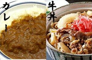【送料込】カレー・牛丼 各4袋のお得セット![8袋セット](冷凍食品)