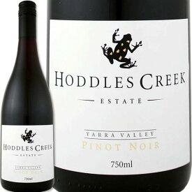ホドルスクリーク・ヤラ・ヴァレー・ピノ・ノワール 2019【オーストラリア】【赤ワイン】【750ml】【ミディアムボディ】【Hoddles Creek】
