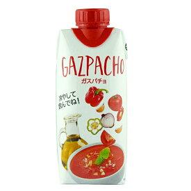 [クーポンで7%OFF]Gazpacho ガスパチョ スペインの伝統的なスープ 冷製 野菜スープ【クール便お届け必須・送料プラス324円(税込)ワインとの同梱可能】【ラッピング不可】【ギフトBOX不可】