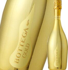 スパークリングワイン 辛口 ボッテガ・ヴィーノ・デイ・ポエティ・ゴールド【イタリア】【白スパークリングワイン】【750ml】【ミディアムボディ寄りのライトボディ】【やや辛口】