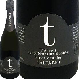 オーストラリア スパークリングワイン タルターニ・Tシリーズ・ブリュット【豪州を代表するスパーク生産者が造るスパーク!!】【オーストラリア】【白スパークリングワイン】【750ml】【辛口】【Taltarni】