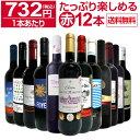 【送料無料】第28弾!1本あたり732円(税込)!!採算度外視の大感謝!厳選赤ワイン12本セットワイン ワインセット セット …