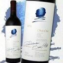 オーパス・ワン 2013【アメリカ】【赤ワイン】【750ml】【フルボディ】【辛口】【パーカー97点+】【Opus One】