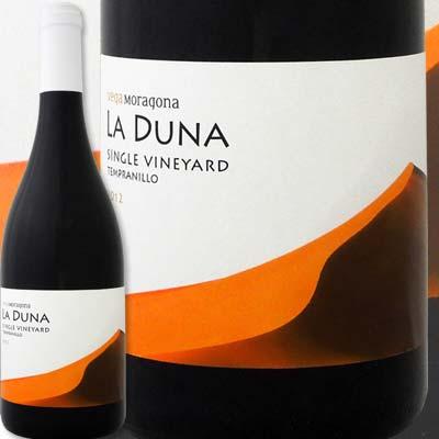 ベガ・モラゴナ・ラ・ドゥーナ 2012【スペイン】【赤ワイン】【750ml】【ミディアム寄りのフルボディ】【パーカー】