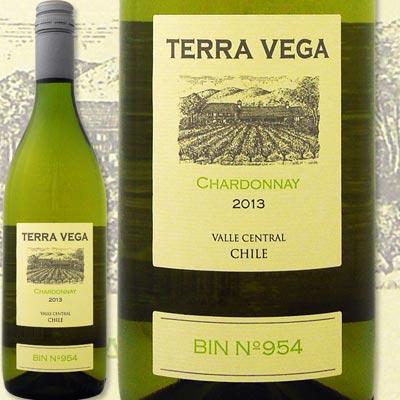 テラ・ヴェガ・シャルドネ2016【チリ】【白ワイン】【750ml】【辛口】【ミディアムボディ】【Terra Vega】|【お礼 手土産 結婚記念日 アウトドア ホームパーティー パーティ パーティー 内祝い お祝い】