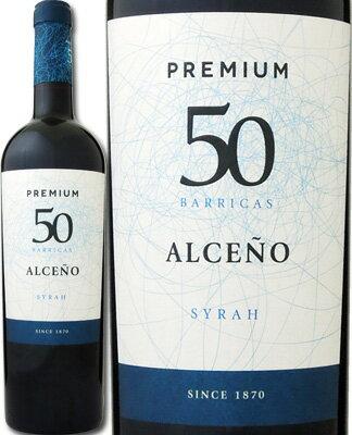 アルセーニョ・プレミウム 50バリカス 2012【スペイン】【赤ワイン】【フルボディ】【750ml】【モナストレル】【フミーリャ】【パーカー】【ペニン】【ムルシア】