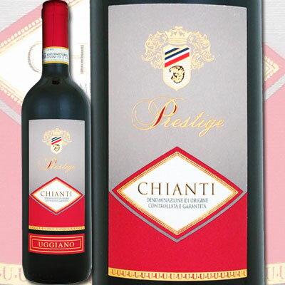 ウッジアーノ・キャンティ・プレステージ 2015【イタリア 】【赤ワイン】【750ml】【トスカーナ】【Chianti】
