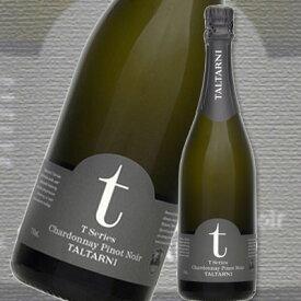 オーストラリア スパークリングワイン タルターニ・Tシリーズ・ブリュット【豪州を代表するスパーク生産者が造るスパーク!!】【オーストラリア】【白スパークリングワイン】【750ml】【辛口】