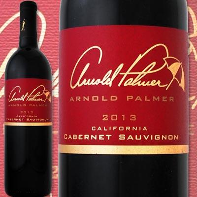 アーノルド・パーマー・カベルネ・ソーヴィニョン2013【アメリカ】【ナパ・ヴァレー】【カリフォルニア】【辛口】【ミディアムフルボディ】【赤ワイン】【Arnold Palmer】