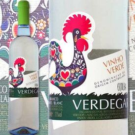 微発泡 白ワイン ヴィーニョ・ヴェルデ・ヴェルデガ・ブランコ【ポルトガル】【白ワイン】【緑ワイン】【750ml】【ライトボディ】【微発泡】【辛口】