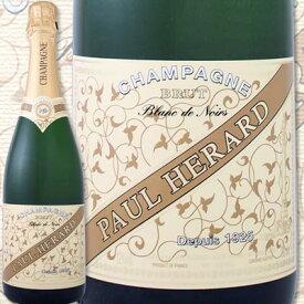 シャンパーニュ・ポール・エラルド・ブラン・ド・ノワール・ブリュット【シャンパン】【フランス】【スパークリング】【750ml】【Paul Herald】