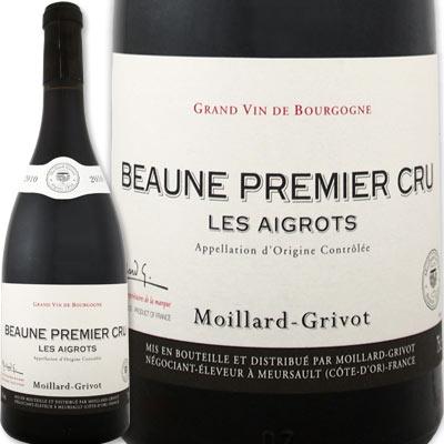 [クーポンで10%OFF]モワヤール=グリヴォ ボーヌ・プルミェ・クリュ・レ・ゼグロ 2010【フランス】【赤ワイン】【750ml】【ブルゴーニュ】【一級】