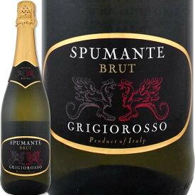 ワイン スパークリングワイン グリジオロッソ・ヴィノ・スプマンテ・ブリュット