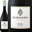 [クーポンで10%OFF]バルタザール・レス リースリング・ゼクト・エクストラ・ドライ NV【白ワイン】【750ml】【辛口】【ドイツ】【スパークリング】【瓶内二次発酵】