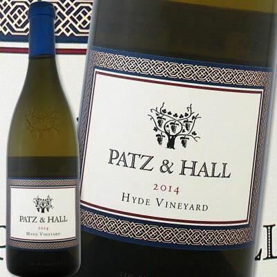 パッツ&ホール・ハイド・ヴィンヤード・シャルドネ 2014【アメリカ】【白ワイン】【750ml】【辛口】【カリフォルニア】【ソノマ】【ナパ】【カーネロス】【Patz&Hall】【Hyde Vineyard】