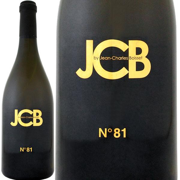 JCB by ジャン・シャルル・ボワゼ No.81シャルドネ 2015【アメリカ】【白ワイン】【750ml】【辛口】