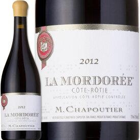 シャプティエ・コート・ロティ・ラ・モルドレ 2015Chapoutier Cote-Rotie La Mordoree