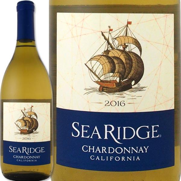 [クーポンで10%OFF]シーリッジ・カリフォルニア・シャルドネ【アメリカ】【白ワイン】【750ml】