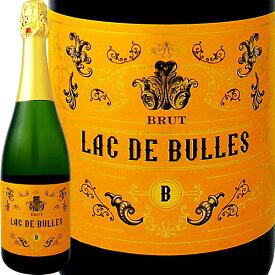 ラック・ド・ビュル・ブリュット【スペイン】【750ml】【白スパークリングワイン】【辛口】【ラマンチャ】【アイレン】【固有品種】【750ml】
