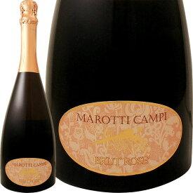 マロッティ・カンピ・スプマンテ・ロサード(ラクリマ)【イタリア】【ロゼスパークリングワイン】【750ml】【ミディアムボディ寄りのフルボディ】【辛口】