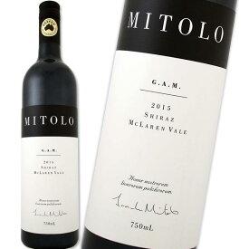 ミトロ・G.A.M・シラーズ 2015【オーストラリア】【赤ワイン】【750ml】【フルボディ】【辛口】