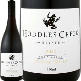 ホドルスクリーク・ヤラ・ヴァレー・ピノ・ノワール 2018【オーストラリア】【赤ワイン】【750ml】【ミディアムボディ】【Hoddles Creek】