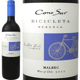 コノスル・マルベック・ビシクレタ【チリ】【赤ワイン】【750ml】【辛口】【Cono Sur】