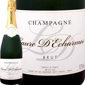 シャンパーニュ・ローレ・デシャルム・ブリュット シャンパン 750ml スパークリング白 スパークリングワイン スパークリング ワイン ギフト プレゼント 辛口