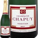 シャンパーニュ・シャピュイ・ブリュット・トラディション【評価誌91点】【Champagne Chapuy】