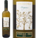 ドラゴラ・オーガニック・ソーヴィニヨンブラン・ベルデホ(最新ヴィンテージでのお届け)【スペイン】【白ワイン】【…