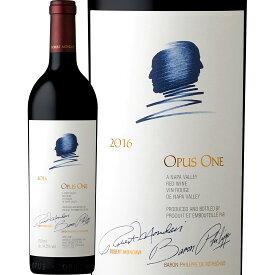 オーパス・ワン 2016【アメリカ】【赤ワイン】【750ml】【フルボディ】【辛口】【パーカー98点】【歴代最高ヴィンテージ】【Opus One】