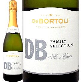 スパークリングワイン 辛口 デ・ボルトリ・ディービー・ブリュット【オーストラリア】【白スパークリングワイン】【750ml】【辛口】