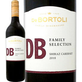 オーストラリア ワイン 赤 デ・ボルトリ・DB・シラーズ・カベルネ(最新ヴィンテージ)オーストラリア 赤ワイン 750ml ミディアムボディ 辛口