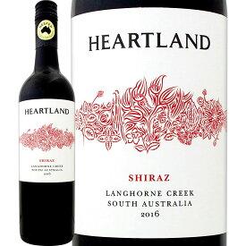 ハートランド・シラーズ 2018オーストラリア 赤ワイン 750ml フルボディ
