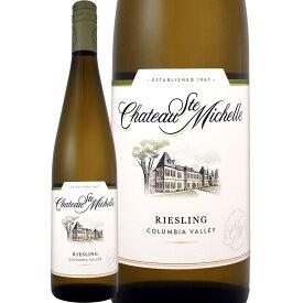 シャトー・サン・ミシェル・コロンビア・ヴァレー・リースリング (最新ヴィンテージ)【ワシントン】【白ワイン】【750ml】【Chateau Ste. Michelle】