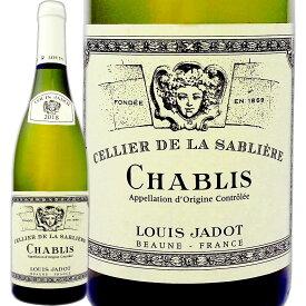ルイ・ジャド・シャブリ・セリエ・ド・ラ・サブリエール 2018 白ワイン ブルゴーニュ フランス ワイン 白ワイン 白 ギフト プレゼント 750ml