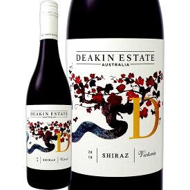 赤ワイン ディーキン・エステート・シラーズ(※最新ヴィンテージでお届けとなります)【オーストラリア 赤ワイン 750ml ミディアムボディ 辛口】