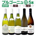 厳選ブルゴーニュ白ワイン5本セット!!