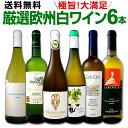ワイン 【送料無料】第119弾!当店厳選!これぞ極旨辛口白ワイン!『白ワインを存分に楽しむ!』味わい深いスーパー・セレクト白6本セ…