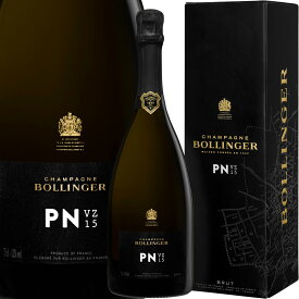[シャンパーニュ・ボランジェ・PN VZ16(ブラン・ド・ノワール)]【シャンパン】【750ml】【正規品】【Bollinger】【箱入り】