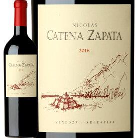 ニコラス・カテナ・サパータ2016【アルゼンチン】【赤ワイン】【750ml】【世界ナンバーワン・ブランド】【パーカー96点】【catena】