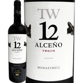 アルセーニョ・モナストレル・12メセス 2016【スペイン】【赤ワイン】【フルボディ】【750ml】【モナストレル】【フミーリャ】【サックリング92点】【ムルシア】