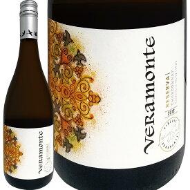 ヴェラモンテ・シャルドネ・レゼルヴァ・カサブランカ・ヴァレー 2018【白ワイン】【750ml】【チリ】【Veramonte】【91点】【Vegan】